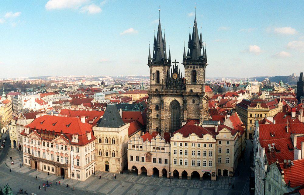 Visiter Prague une des plus belle ville du monde