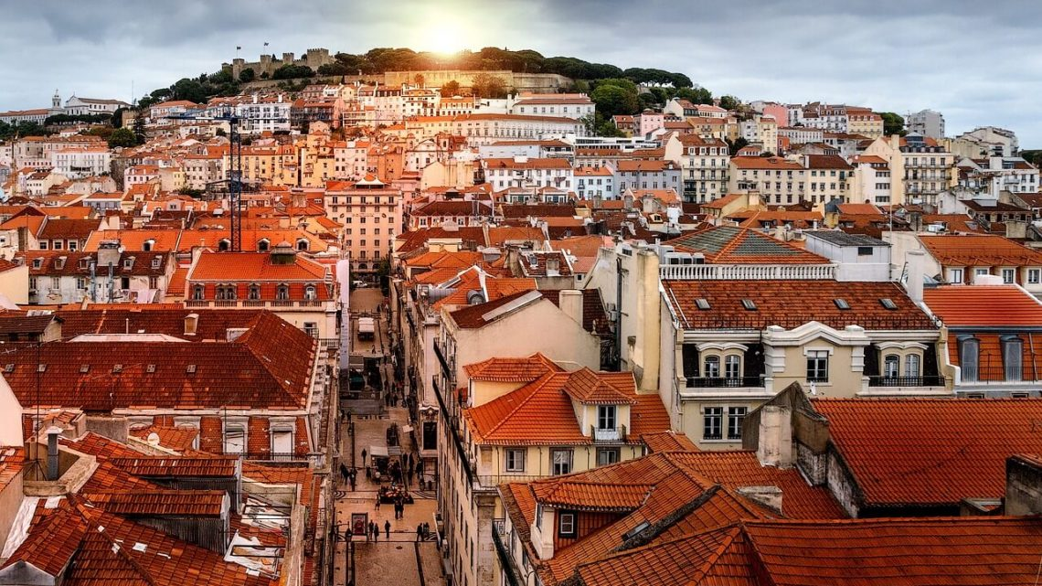 Partir pour Lisbonne en famille